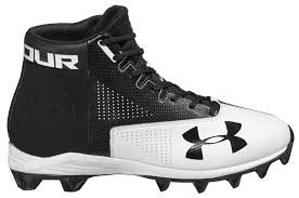 under armour youth football cleats. under armour men\u0027s renegade mid rm football cleats youth v