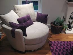 Large Swivel Chairs Living Room Two Person Snuggle Chair Available In Any Fabric The Fact It