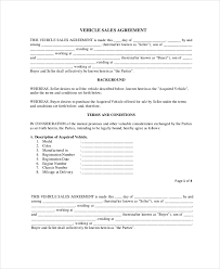 20 Purchase And Sale Agreement Templates Word Pdf Apple