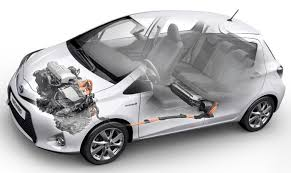 History of the Toyota Yaris - Toyota