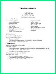 Exquisite Design Online Resume Editor Edit Resume Online Free