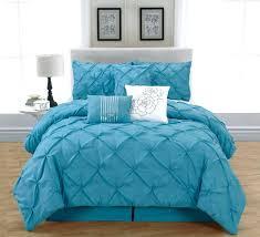 teal queen bedding blue