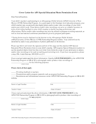 Special Education Assistant Cover Letter Resume Examples Templates