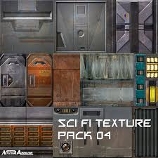 Sci fi Texure pack 04 by Milosh Andrich on DeviantArt