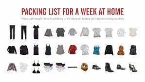 College Packing List App Stylebook Closet App Holiday Packing