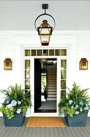 outdoor front door lights wall porch lighting ideas sweet potato vines outside lanterns height best on l63