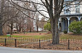 wrought iron fence victorian. Metal Fence Victorian Home Wrought Iron Fence Victorian O