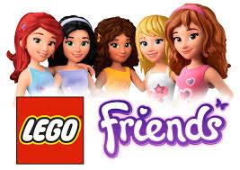 Znalezione obrazy dla zapytania lego Friends