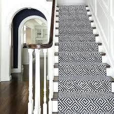 stair runners navy geometric stair runner carpet stair runners modern