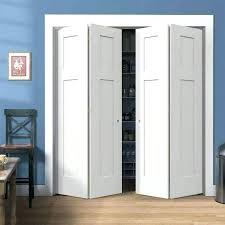 24 closet door inch 24 mirror bifold closet doors