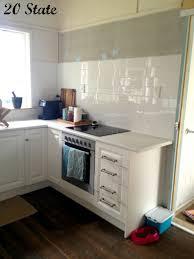 Paint Kitchen Tiles Backsplash Porcelain Subway Tile Backsplash Home Decor