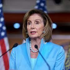 Nancy Pelosi Looks at Advancing ...