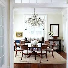 dining room rug size. Round Dining Rug Room Rugs Area Mesmerizing Within Size