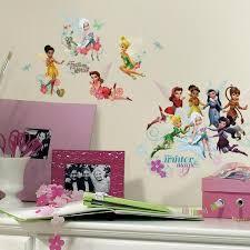 disney fairies wall art