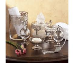 bathroom accessories sets silver. Baroque Silver Bathroom Accessories Sets R