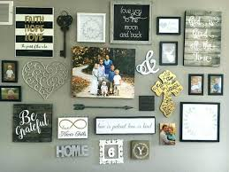 photo collage wall decor photo collage wall decor best rustic gallery ideas on diy photo collage letters wall decor