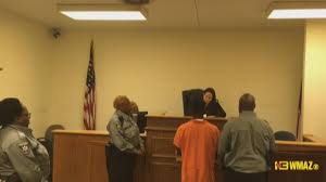 VIDEO: Murder suspect Wesley Holt in Bibb County court | firstcoastnews.com