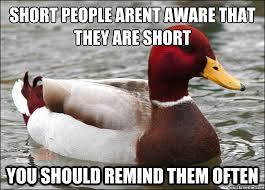 Struggles Of Being The Short Friend | The Odyssey via Relatably.com