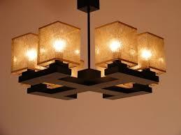 famous wooden chandelier