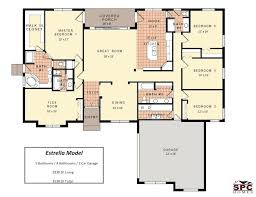 5 bedroom bungalow floor plans two story floor plans luxury house plan bungalow 5 bedroom in