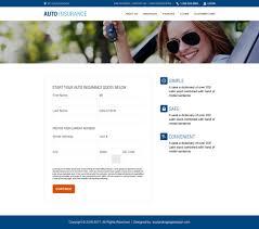 Health insurance website template $53. 4 Auto Insurance Web Templates For Your Insurance Company