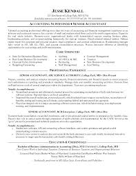 Accounting Resume Template Accountant Resume Example Accounting