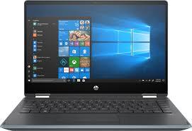 <b>Ноутбук HP Pavilion 14x360</b> 14-dh0001ur 6PS38EA, синий ...