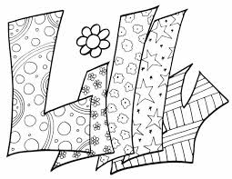 Coloring pages are all the rage these days. Lilly Free Coloring Page Stevie Doodles Name Coloring Pages Emoji Coloring Pages Free Coloring Pages