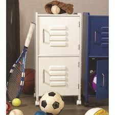 Stunning Bedroom Furniture With Pro Style Lockers And Drawers To Store Some  Sports Equipment