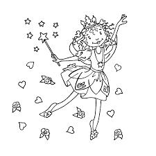 Kleurplaten Van Prinses Lillifee Nvnpr
