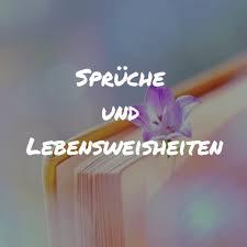 Sprüche Und Lebensweisheiten Startseite Facebook