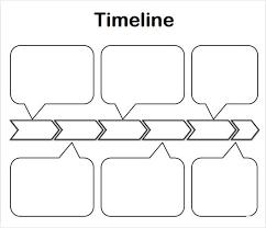 30 Timeline Templates For Kids Simple Template Design