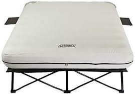 queen size air mattress coleman. Coleman Queen Cot Air Bed. The Thick Mattress Is With Included Zippered Cover. Size