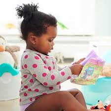 How To Potty Train A Girl Pull Ups