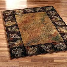 rustic rugs for kitchen lodge area the home depot blend 8 great modern plan urban decor rustic rugs