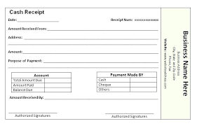 Payment Receipt Format In Word Payment Received Receipt Format Excel Cash Receipt Template Payment 10