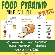 food pyramid printables homeschool deals acirc copy  food pyramid pack