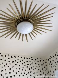 home ceiling lighting. simple details blog love honey weu0027re home ceiling lighting
