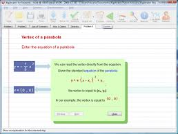 algebrator can easily solve problems such as the one you posted on yahoo answers finding
