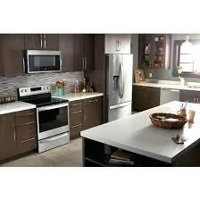 monochromatic stainless steel. Monochromatic Stainless Steel Inch Wide Side By Refrigerator Does Whirlpool Show Fingerprints Monochromat A