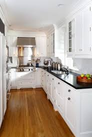 Kitchen Ideas White Cabinets Black Countertop Sallyl Ahmann Llc Absolute Granite Countertops With On Innovation Design