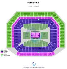 Ford Field Tickets Ford Field In Detroit Mi At Gamestub