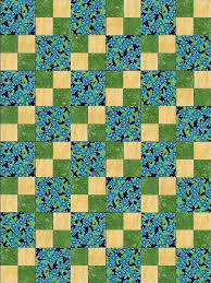 Daisies Blue Pre-Cut Quilt Blocks Kit | Products | Pinterest ... & Daisies Blue PreCut Quilt Blocks Kit Adamdwight.com