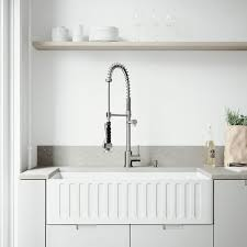 36 inch farmhouse sink.  Farmhouse VIGO AllinOne 36inch Matte Stone Farmhouse Sink Zurich Faucet Set To 36 Inch