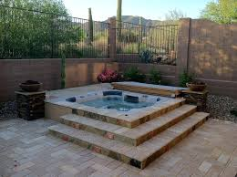 in ground hot tub kits uk pool and cost above costco