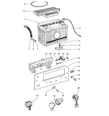 battery fuse box porsche 914 battery fuse box