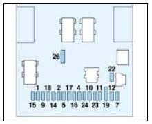 peugeot 307 fuse box radio peugeot wiring diagrams