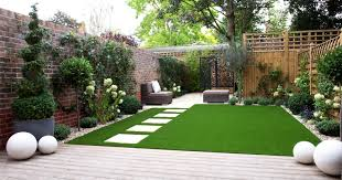 Small Picture Back Gardens Easigrass UK Website Lawn Care Pinterest