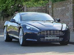 2012 Used Aston Martin Rapide V12 Mariana Blue