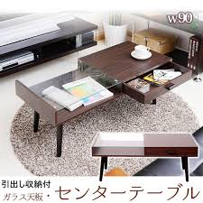 leader storage parts functional wooden center table and open storage and sorting through things made and